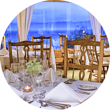 Restaurant des Sooke Harbour House